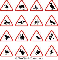 simbolo di avvertenza