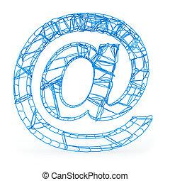 simbolo, email