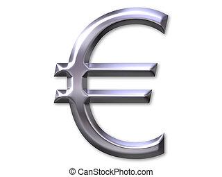 simbolo, euro