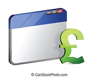 simbolo valuta, browser