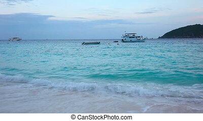 similan, îles