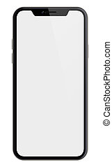 similar, nuevo, x, included, iphone, aislado, recorte, ...