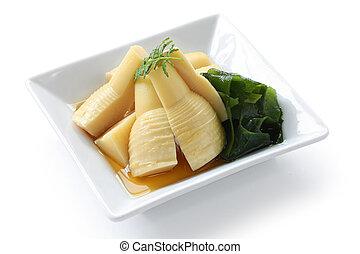 wakatakeni, japanese cuisine