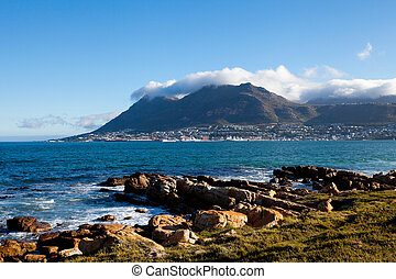 simon's town, cape town, south africa