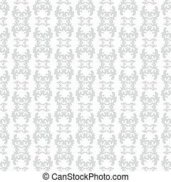 simple abstract seamless vector pattern on white background