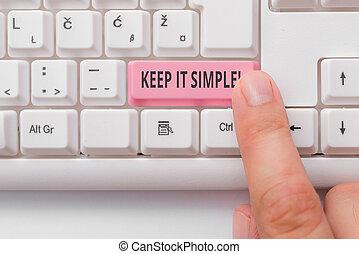 simple., achtergrond, tekst, informatietechnologie,...