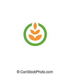 Simple Agriculture Logo Vector - Nice and Clean logo...