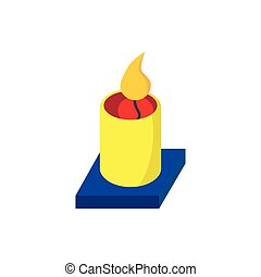 Simple Aromatherapy Candle