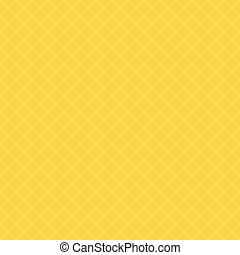 Simple background - Seamless simple yellow vector background...