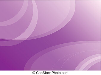 Simple background - Simple purple vector background with...