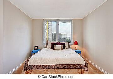 Brun beige chambre coucher chambre coucher brun photos de stock rechercher des - Chambre a coucher brun beige ...