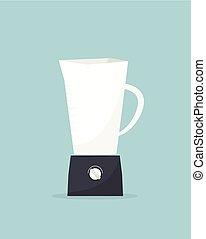 simple cartoon blender