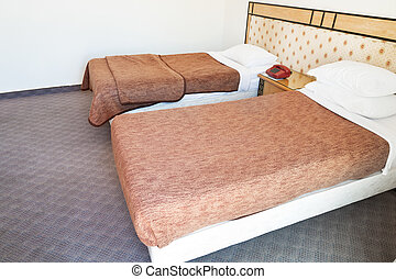 simple cheap two bed room
