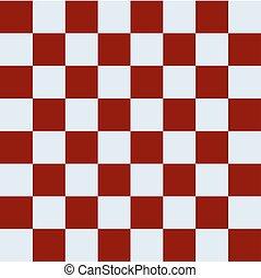 Simple checkerboard