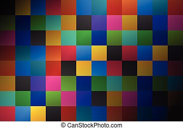 Simple color abstract background, vector illustration