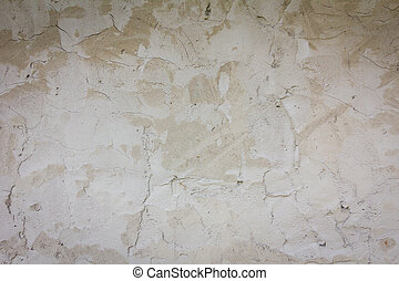 Simple concrete wall background with texture and vignette.