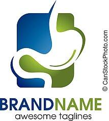 Gastroenterology Logo - simple elegant Gastroenterology Logo...