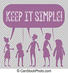 simple., figuur, mensen, foto, informatietechnologie, vragen...