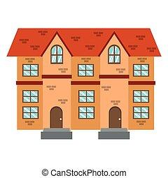 brick building icon