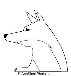 face of fox icon