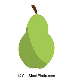 green pear icon