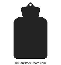 hot water bottle icon