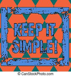 simple., foto, plaatste, informatietechnologie, detail, dons...