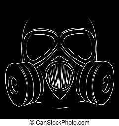 Simple Gas Mask