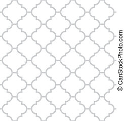 Simple geometric vector seamless texture - Simple geometric...