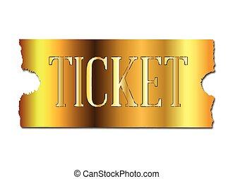Simple Golden Ticket