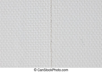 Simple White Wallpaper With A Soft Pattern