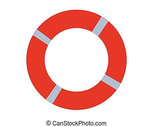 Simple lifeguard circle