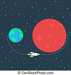 simple mission to mars image