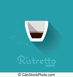 Simple Modern Ristretto Manual Wallpaper