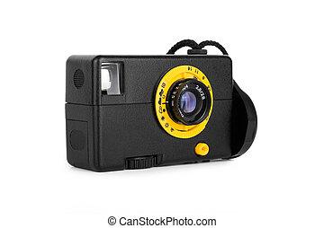 Simple old film camera