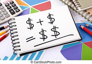 Simple savings formula