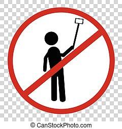 No Selfi