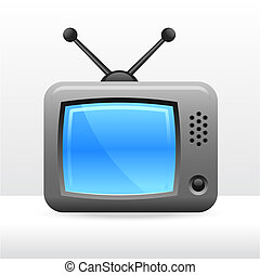 Simple television set