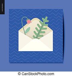 Simple things - herbarium - Simple things - memory letter...
