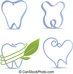 Simple tooth