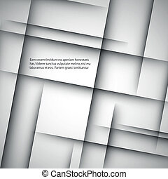 Simple vector background of straight gray lines