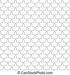 Simple vector pattern - seamless abstract design