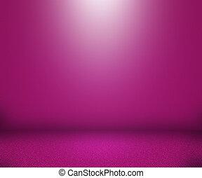 simple, vide, fond, violet