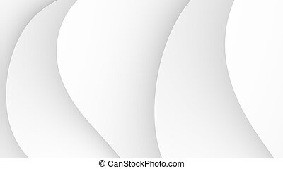 Simple white abstract background