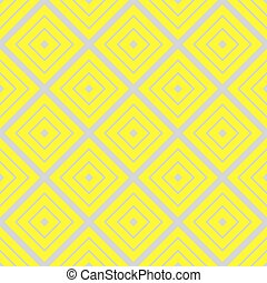 Simple yellow background with rombs