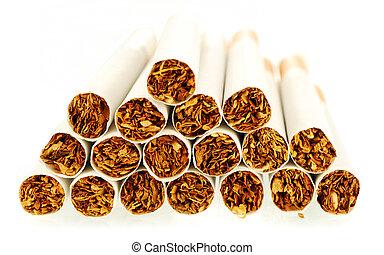 simples, cigarros