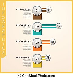 simplicity attractive infographic elements design