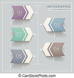 simplicity infographic design
