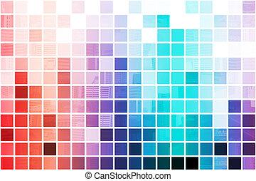 simplistic, astratto, colorito, minimalista