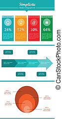 Simplistic - Modern Infographic - 2